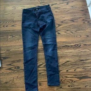 FLYING MONKEY barely worn dark wash jeggings